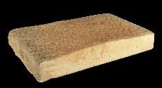 MEDZIKUS čapica pieskovcový melír