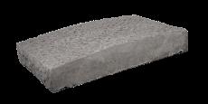 MEDZIKUS čapica zrubový šedý
