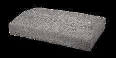 MÚRIKOVÁ čapica zrubová šedá
